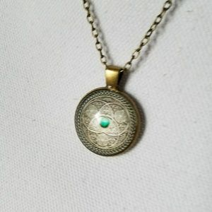 Jewelry celtic turquoise globe pendant necklace poshmark jewelry celtic turquoise globe pendant necklace aloadofball Choice Image